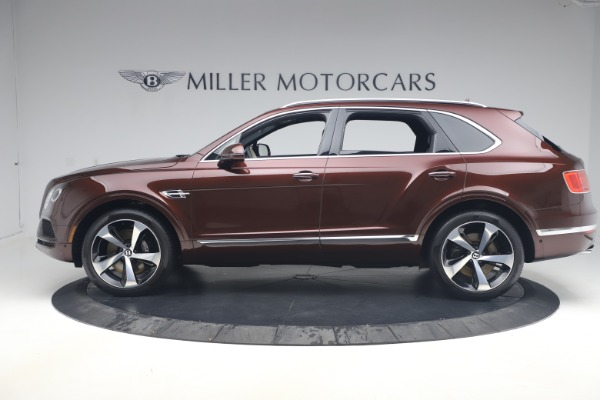Used 2020 Bentley Bentayga V8 for sale $186,900 at Aston Martin of Greenwich in Greenwich CT 06830 3