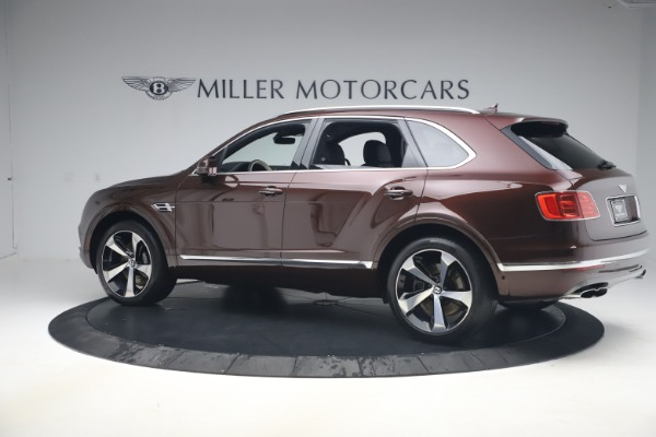 Used 2020 Bentley Bentayga V8 for sale $186,900 at Aston Martin of Greenwich in Greenwich CT 06830 4