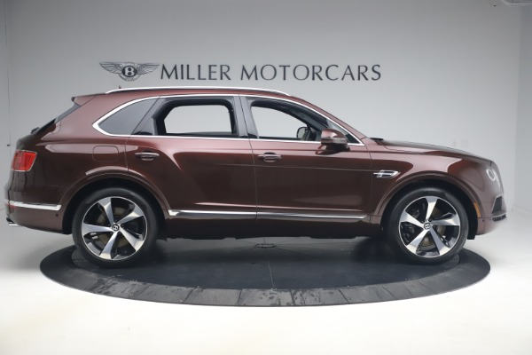 Used 2020 Bentley Bentayga V8 for sale $186,900 at Aston Martin of Greenwich in Greenwich CT 06830 9
