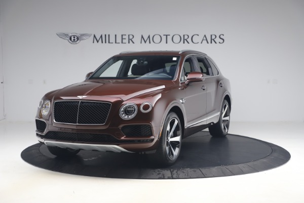 Used 2020 Bentley Bentayga V8 for sale $186,900 at Aston Martin of Greenwich in Greenwich CT 06830 1