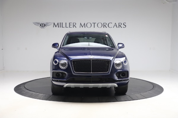 Used 2020 Bentley Bentayga V8 for sale Call for price at Aston Martin of Greenwich in Greenwich CT 06830 11