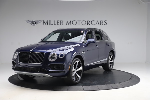 Used 2020 Bentley Bentayga V8 for sale Call for price at Aston Martin of Greenwich in Greenwich CT 06830 1