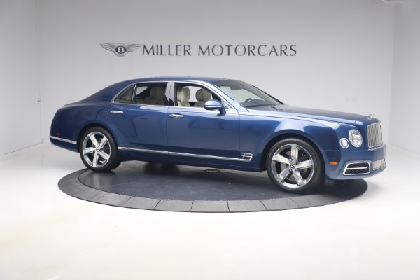 Used 2020 Bentley Mulsanne Speed for sale $269,900 at Aston Martin of Greenwich in Greenwich CT 06830 10
