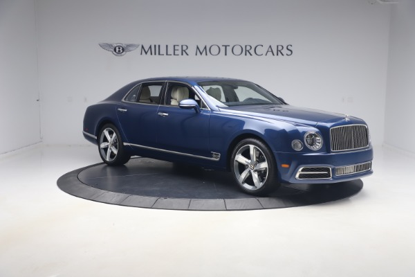 Used 2020 Bentley Mulsanne Speed for sale $269,900 at Aston Martin of Greenwich in Greenwich CT 06830 11