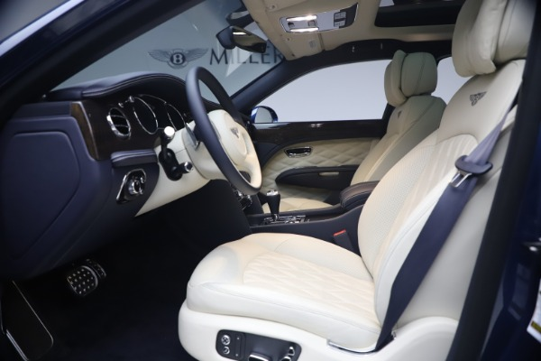 Used 2020 Bentley Mulsanne Speed for sale $269,900 at Aston Martin of Greenwich in Greenwich CT 06830 18