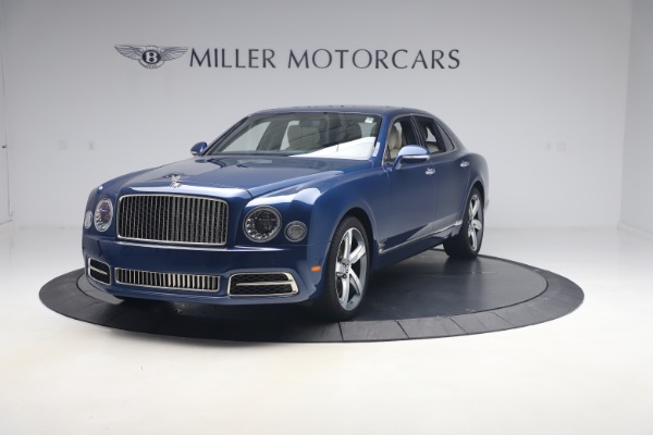 Used 2020 Bentley Mulsanne Speed for sale $269,900 at Aston Martin of Greenwich in Greenwich CT 06830 2