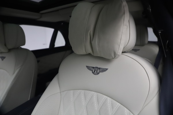 Used 2020 Bentley Mulsanne Speed for sale $269,900 at Aston Martin of Greenwich in Greenwich CT 06830 20