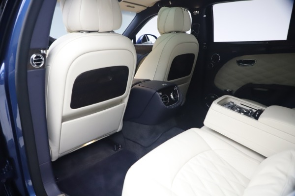 Used 2020 Bentley Mulsanne Speed for sale $269,900 at Aston Martin of Greenwich in Greenwich CT 06830 21