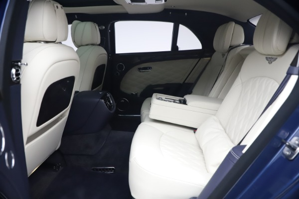 Used 2020 Bentley Mulsanne Speed for sale $269,900 at Aston Martin of Greenwich in Greenwich CT 06830 22