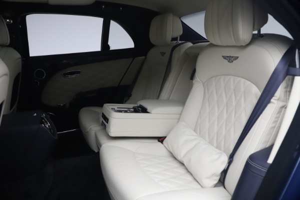 Used 2020 Bentley Mulsanne Speed for sale $269,900 at Aston Martin of Greenwich in Greenwich CT 06830 23