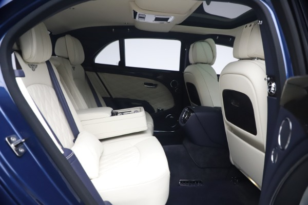 Used 2020 Bentley Mulsanne Speed for sale $269,900 at Aston Martin of Greenwich in Greenwich CT 06830 28