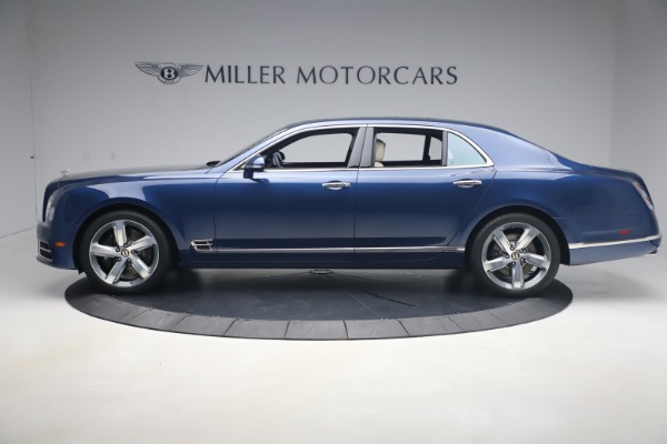 Used 2020 Bentley Mulsanne Speed for sale $269,900 at Aston Martin of Greenwich in Greenwich CT 06830 3