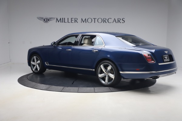 Used 2020 Bentley Mulsanne Speed for sale $269,900 at Aston Martin of Greenwich in Greenwich CT 06830 5