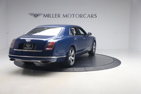 Used 2020 Bentley Mulsanne Speed for sale $269,900 at Aston Martin of Greenwich in Greenwich CT 06830 7