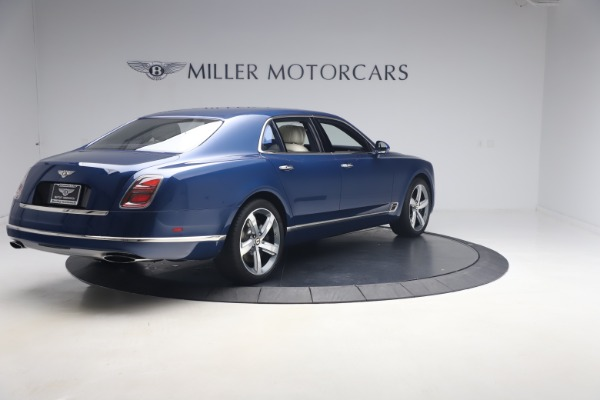 Used 2020 Bentley Mulsanne Speed for sale $269,900 at Aston Martin of Greenwich in Greenwich CT 06830 8