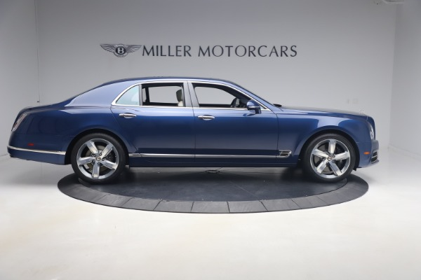 Used 2020 Bentley Mulsanne Speed for sale $269,900 at Aston Martin of Greenwich in Greenwich CT 06830 9