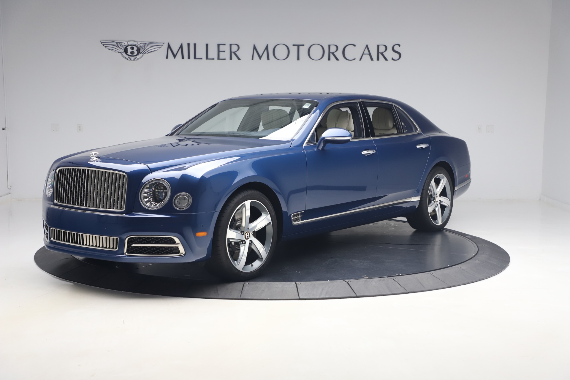 Used 2020 Bentley Mulsanne Speed for sale $269,900 at Aston Martin of Greenwich in Greenwich CT 06830 1
