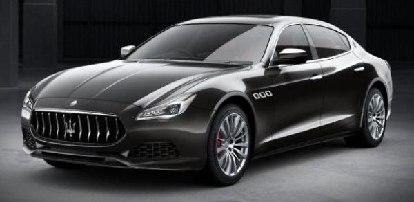 New 2020 Maserati Quattroporte S Q4 for sale Sold at Aston Martin of Greenwich in Greenwich CT 06830 1