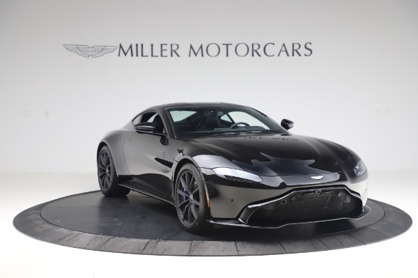 Used 2020 Aston Martin Vantage for sale $155,900 at Aston Martin of Greenwich in Greenwich CT 06830 10
