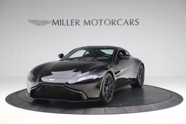 Used 2020 Aston Martin Vantage for sale $155,900 at Aston Martin of Greenwich in Greenwich CT 06830 12