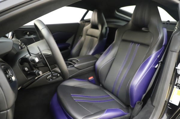 Used 2020 Aston Martin Vantage for sale $149,900 at Aston Martin of Greenwich in Greenwich CT 06830 14