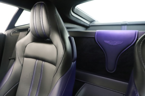 Used 2020 Aston Martin Vantage for sale $149,900 at Aston Martin of Greenwich in Greenwich CT 06830 17
