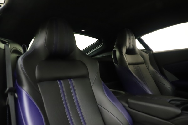 Used 2020 Aston Martin Vantage for sale $149,900 at Aston Martin of Greenwich in Greenwich CT 06830 18