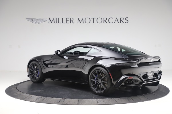 Used 2020 Aston Martin Vantage for sale $155,900 at Aston Martin of Greenwich in Greenwich CT 06830 3