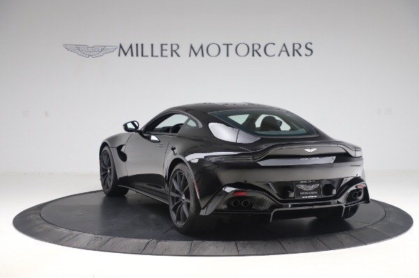 Used 2020 Aston Martin Vantage Coupe for sale $149,900 at Aston Martin of Greenwich in Greenwich CT 06830 4