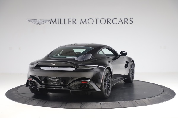 Used 2020 Aston Martin Vantage for sale $155,900 at Aston Martin of Greenwich in Greenwich CT 06830 6