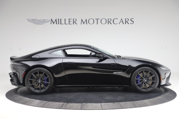 Used 2020 Aston Martin Vantage Coupe for sale $149,900 at Aston Martin of Greenwich in Greenwich CT 06830 8