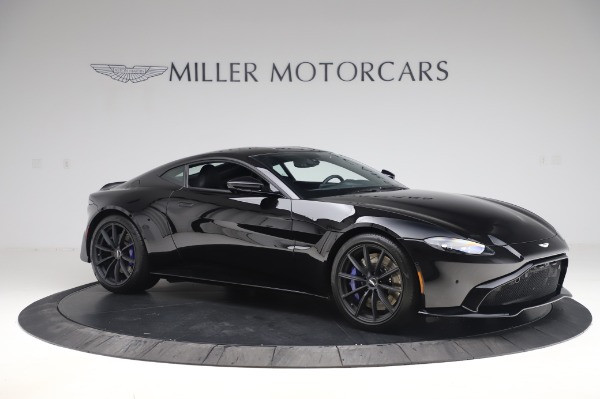 Used 2020 Aston Martin Vantage for sale $155,900 at Aston Martin of Greenwich in Greenwich CT 06830 9