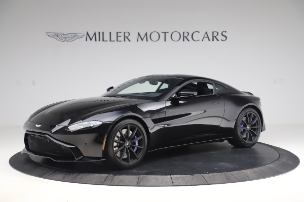 Used 2020 Aston Martin Vantage Coupe for sale $149,900 at Aston Martin of Greenwich in Greenwich CT 06830 1