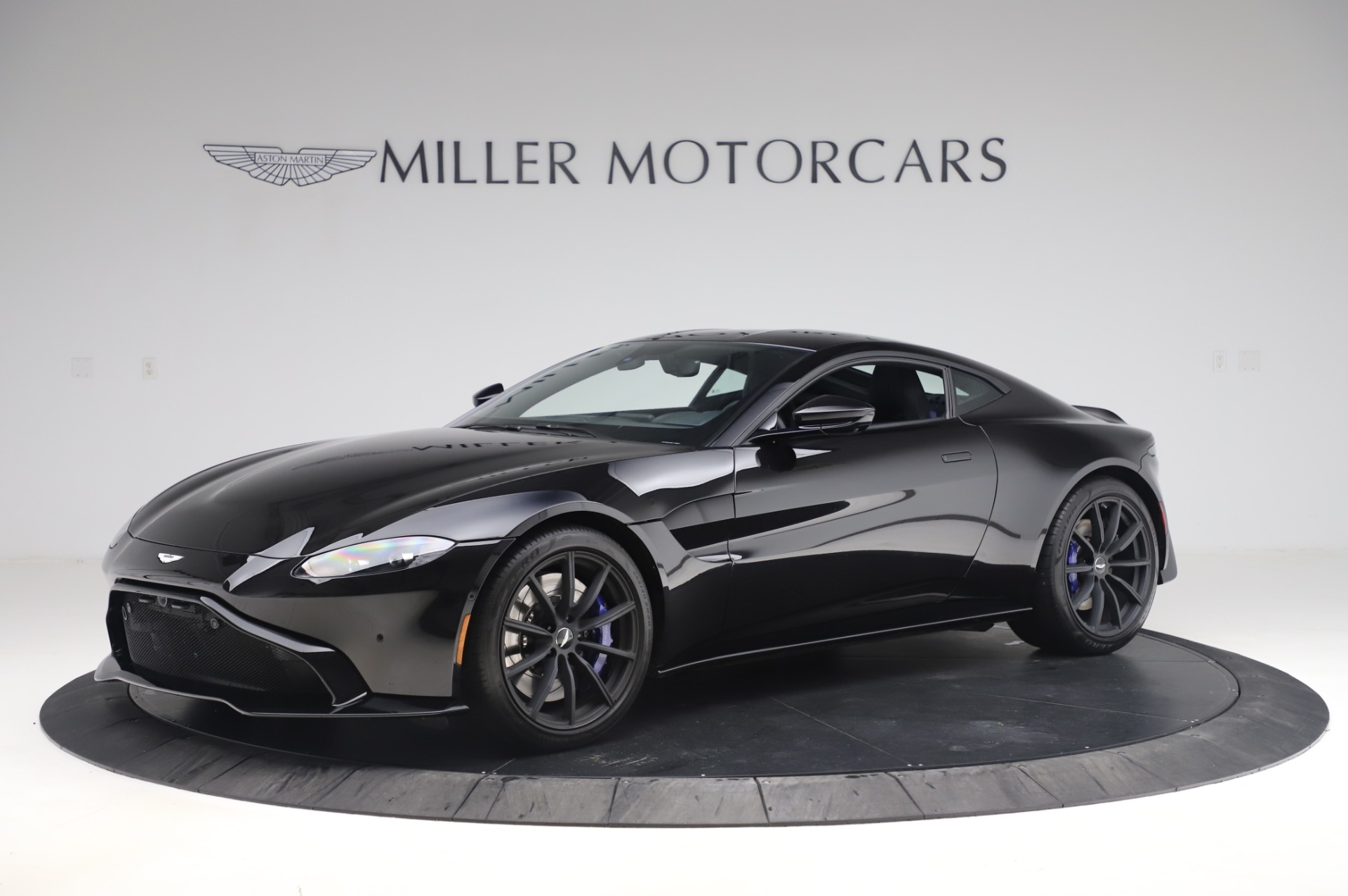 Used 2020 Aston Martin Vantage for sale $155,900 at Aston Martin of Greenwich in Greenwich CT 06830 1