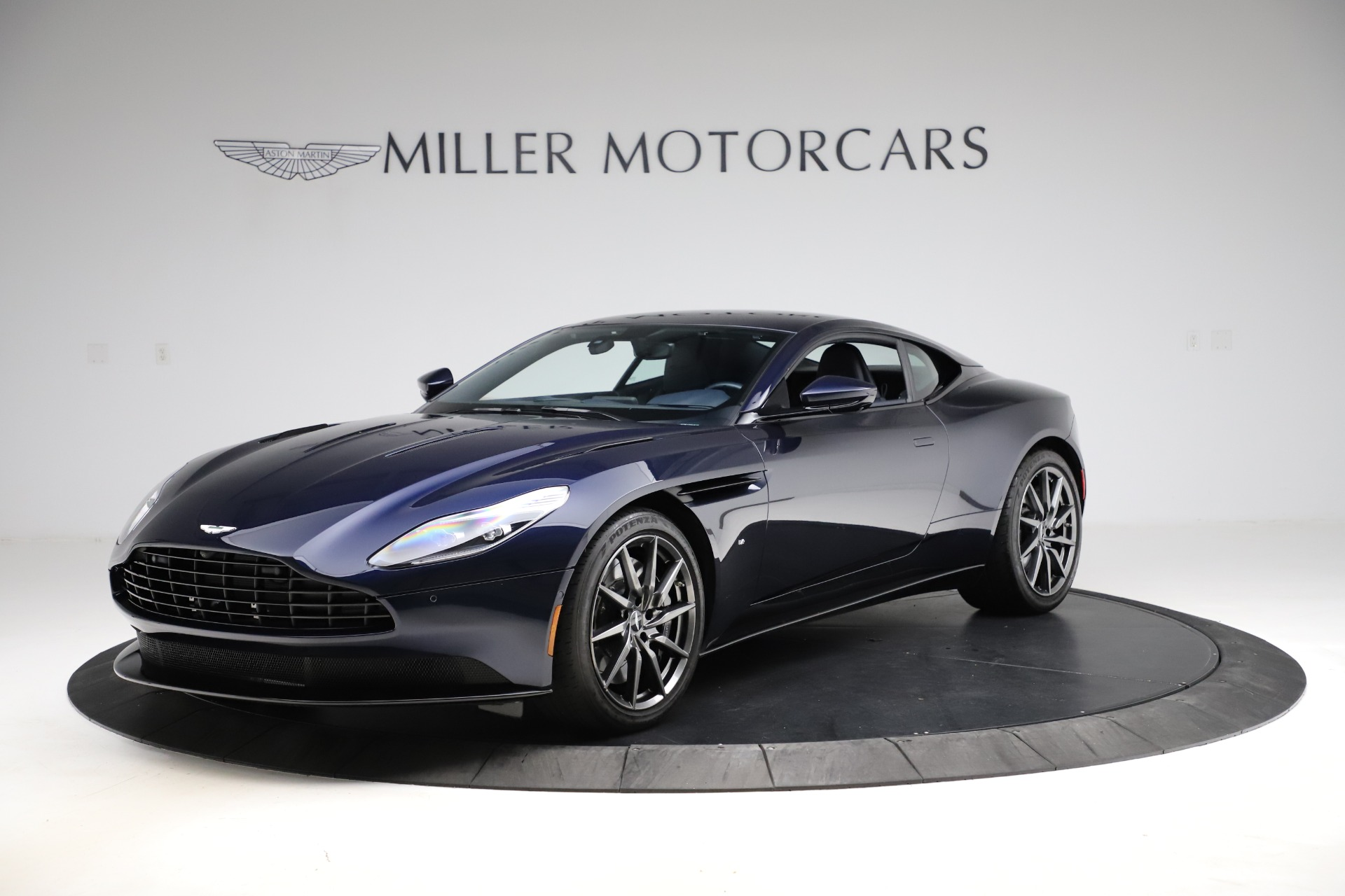Used 2017 Aston Martin DB11 for sale $159,900 at Aston Martin of Greenwich in Greenwich CT 06830 1