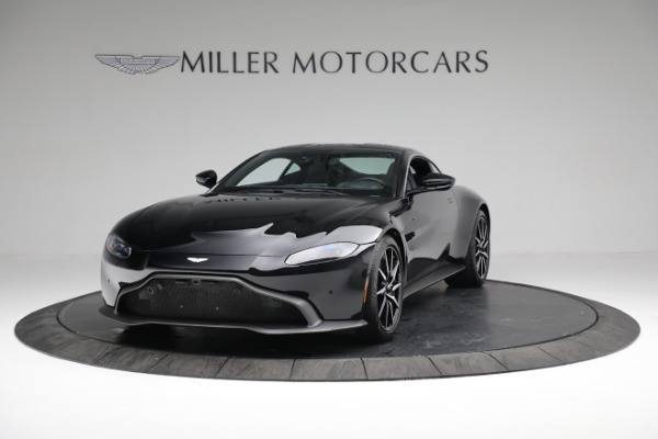 Used 2019 Aston Martin Vantage for sale $129,900 at Aston Martin of Greenwich in Greenwich CT 06830 12
