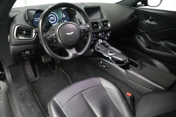 Used 2019 Aston Martin Vantage for sale $129,900 at Aston Martin of Greenwich in Greenwich CT 06830 13