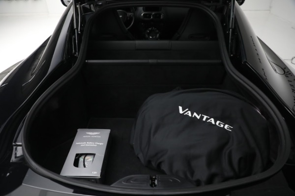 Used 2019 Aston Martin Vantage Coupe for sale $129,900 at Aston Martin of Greenwich in Greenwich CT 06830 20