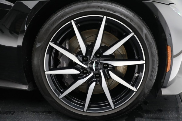 Used 2019 Aston Martin Vantage for sale $129,900 at Aston Martin of Greenwich in Greenwich CT 06830 21