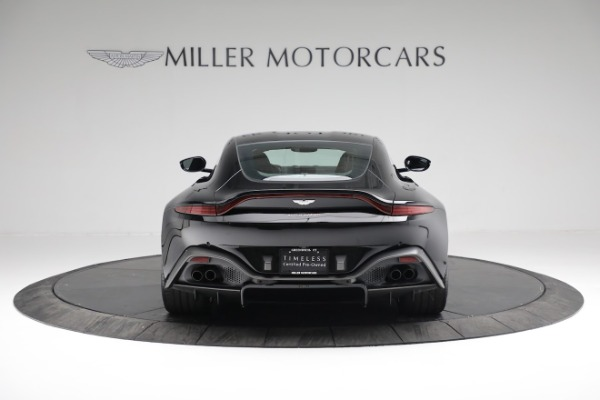Used 2019 Aston Martin Vantage Coupe for sale $129,900 at Aston Martin of Greenwich in Greenwich CT 06830 5