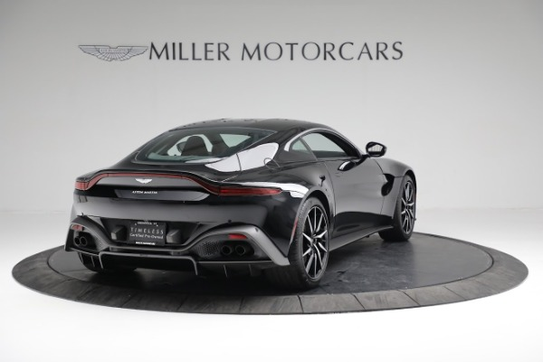 Used 2019 Aston Martin Vantage for sale $129,900 at Aston Martin of Greenwich in Greenwich CT 06830 6