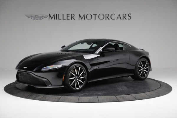 Used 2019 Aston Martin Vantage for sale $129,900 at Aston Martin of Greenwich in Greenwich CT 06830 1