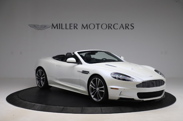 Used 2010 Aston Martin DBS Volante for sale $104,900 at Aston Martin of Greenwich in Greenwich CT 06830 10