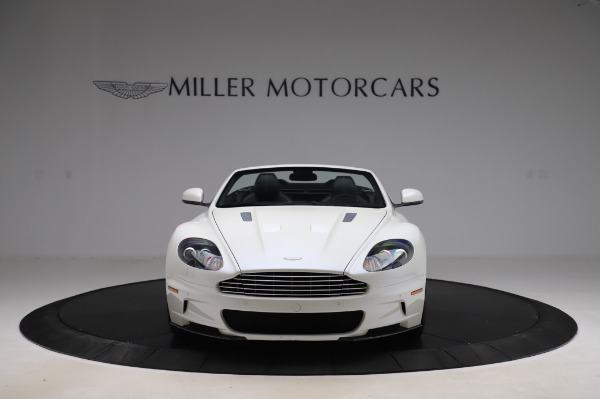 Used 2010 Aston Martin DBS Volante for sale $104,900 at Aston Martin of Greenwich in Greenwich CT 06830 11