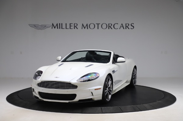 Used 2010 Aston Martin DBS Volante for sale $104,900 at Aston Martin of Greenwich in Greenwich CT 06830 12