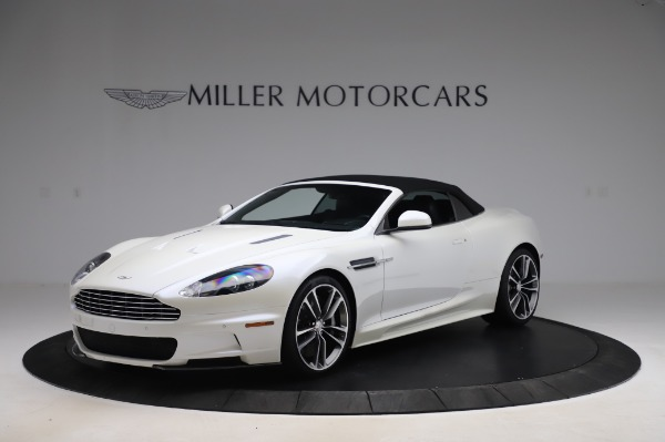 Used 2010 Aston Martin DBS Volante for sale $104,900 at Aston Martin of Greenwich in Greenwich CT 06830 13