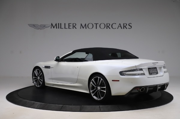 Used 2010 Aston Martin DBS Volante for sale $104,900 at Aston Martin of Greenwich in Greenwich CT 06830 15