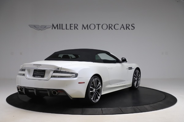 Used 2010 Aston Martin DBS Volante for sale $104,900 at Aston Martin of Greenwich in Greenwich CT 06830 16