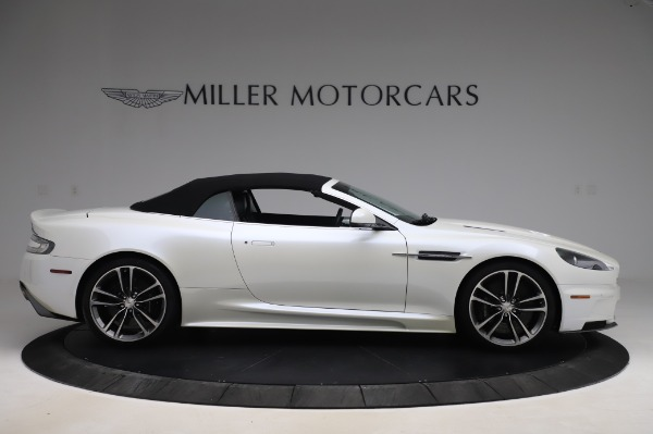 Used 2010 Aston Martin DBS Volante for sale $104,900 at Aston Martin of Greenwich in Greenwich CT 06830 17