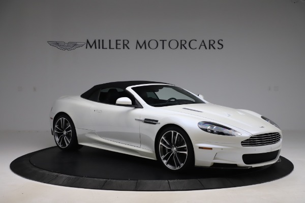 Used 2010 Aston Martin DBS Volante for sale $104,900 at Aston Martin of Greenwich in Greenwich CT 06830 18